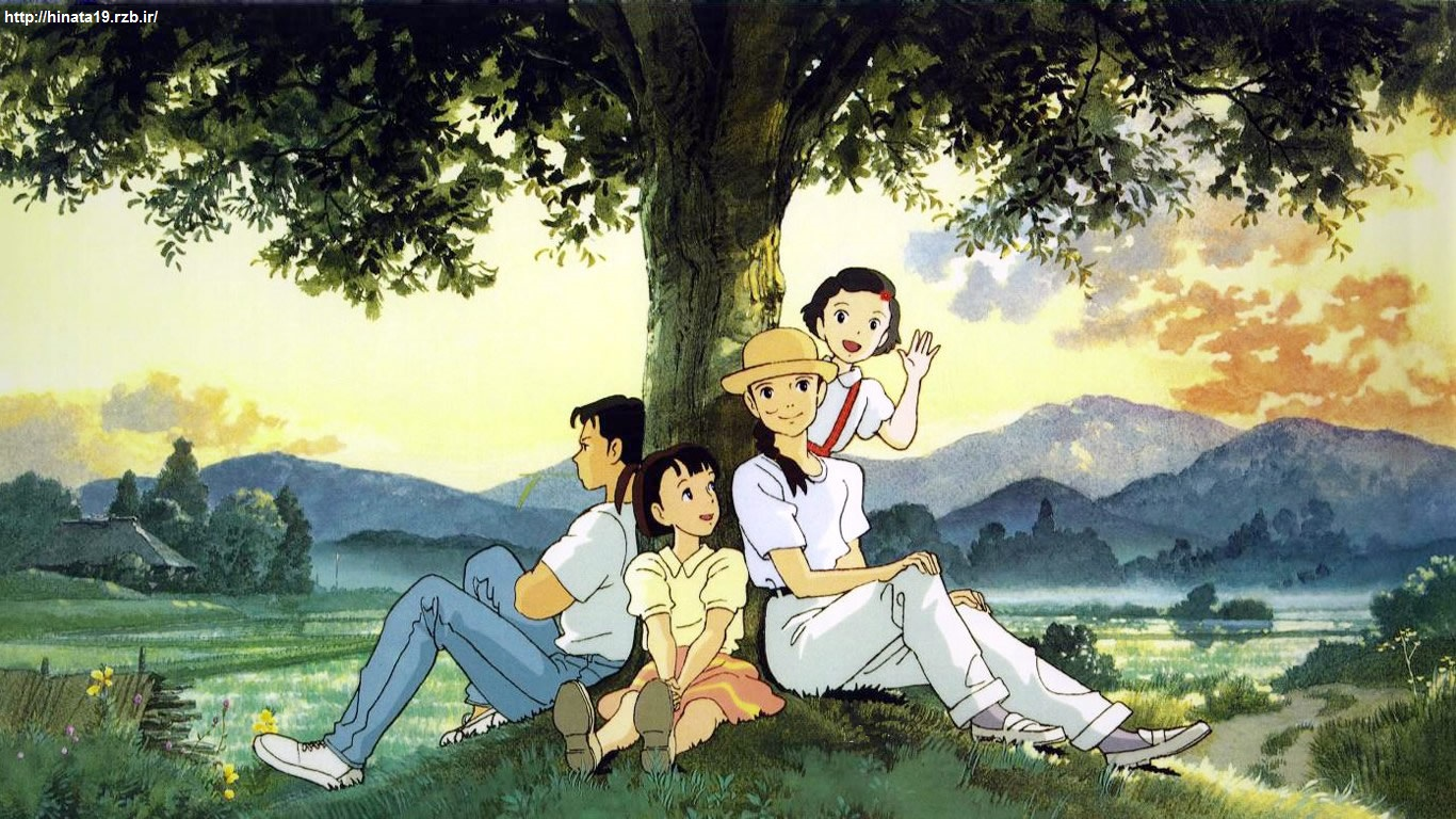 دانلود انیمیشن Only Yesterday 1991