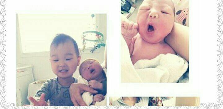 👶 فرزند دوم Sun عضو سابق گروه کره ای واندر گرلز هم به دنیا اومد