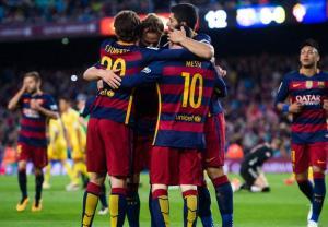 بارسلونا 6-0 خیخون؛ طوفان سوارز و داور!