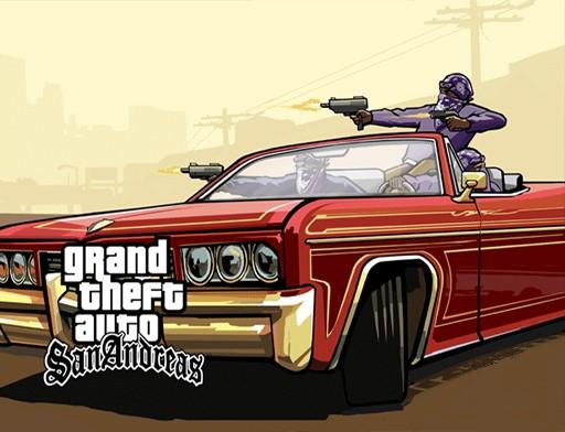 بازی GTA As با حجم بسیار کم