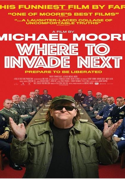 دانلود فیلم Where to Invade Next 2015