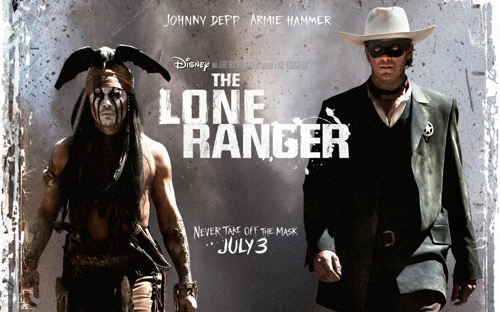 دانلود فیلم The Lone Ranger 2013