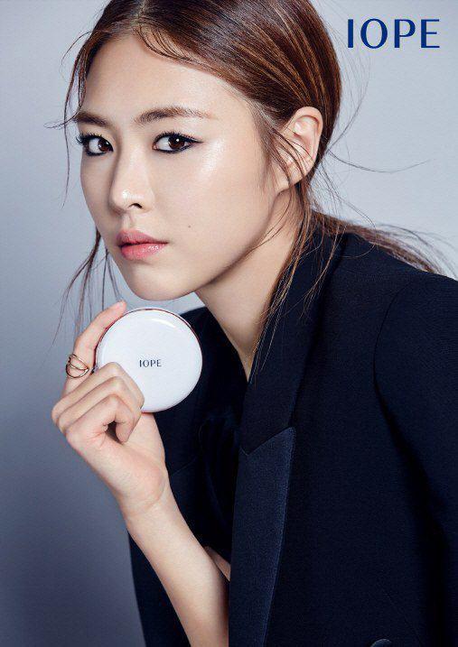عکس های جدید بازیگر کره ایLee Yeon Hee😍
