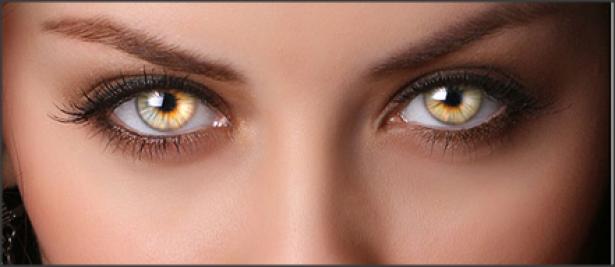 اموزش تغییر رنگ چشم در فتوشاپ