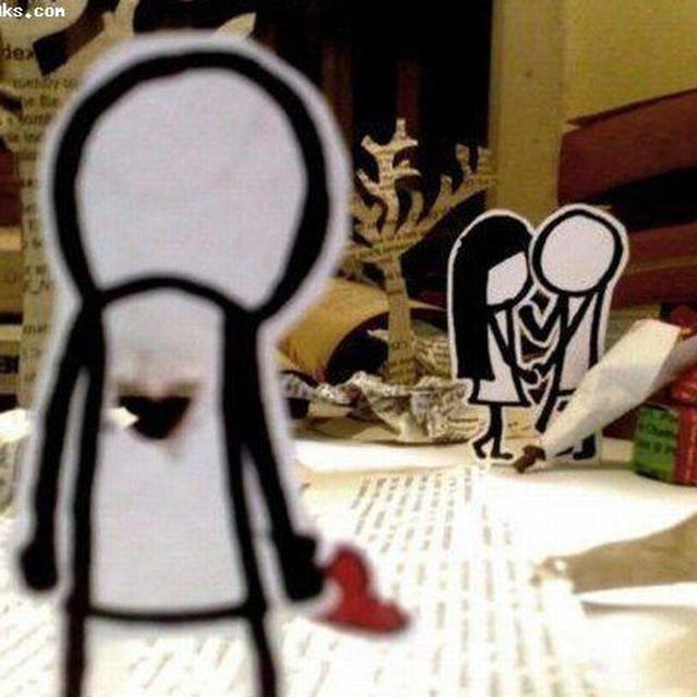 عکس های پروفایل گریه دار و غمگین