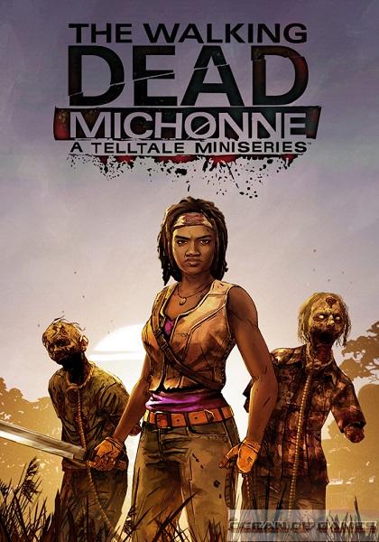 دانلود بازی The Walking Dead Michonne Episode 3 برای PC