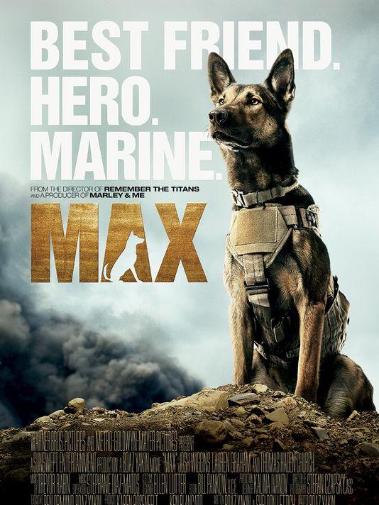 دانلود فیلم Max 2015