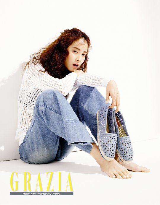 عکس های جدیدی از Song Ji Hyoبرای مجله ❤️❤️❤️❤️👇🏼👇🏼👇🏼