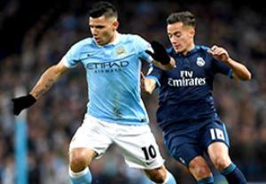 خلاصه بازی منچسترسیتی 0-0 رئالمادرید