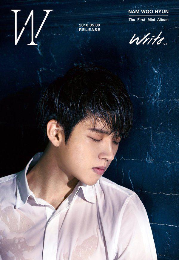 اولین تیزر عکس Woohyun عضو گروه INFINITE برای سولو دبیوتشــ