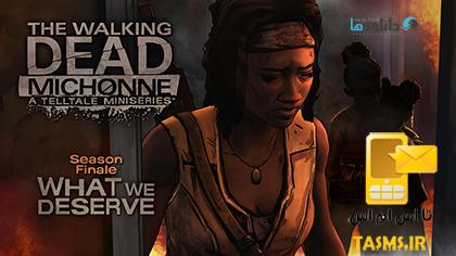 دانلود بازی The Walking Dead Michonne Episode 3 برای PC