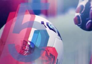 5 گل برتر هفته آکادمی بارسلونا (95/02/08)