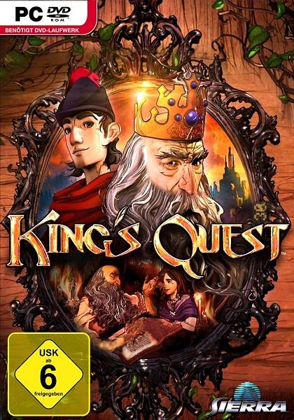 دانلود بازی Kings Quest برای PC