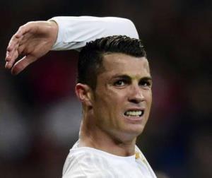 رونالدو و احتمال از دست دادن ادامه فصل