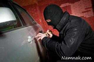 سرقت از 1000 خودرو در شش ماه!