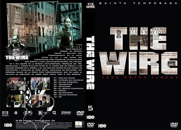 دانلود سریال The Wire