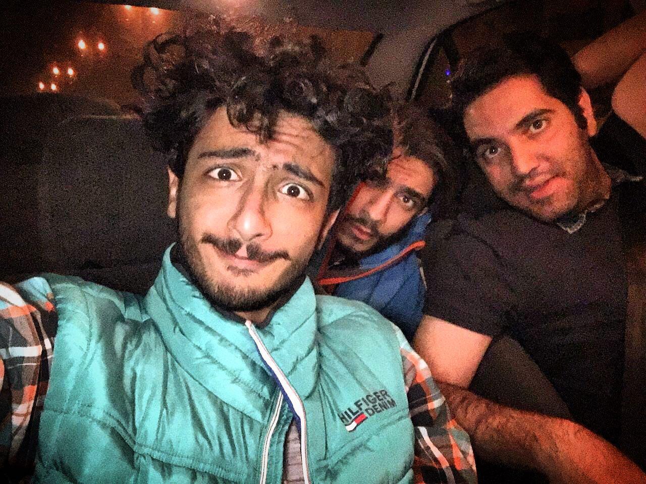 کلیپ خنده دار مبین ام دی و محمد