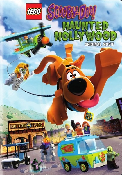 دانلود فیلم Lego Scooby-Doo!: Haunted Hollywood 2016