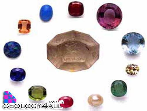 7 روش تشخیص سنگ های قیمتی و نیمه قیمتی