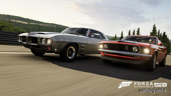 تاریخ عرضه و سیستم موردنیاز و پیشنهادی بازی Forza 6 Apex اعلام شد