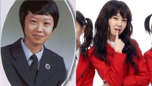 عکس های دوران دبیرستان بعضی از بازیگران کره ای