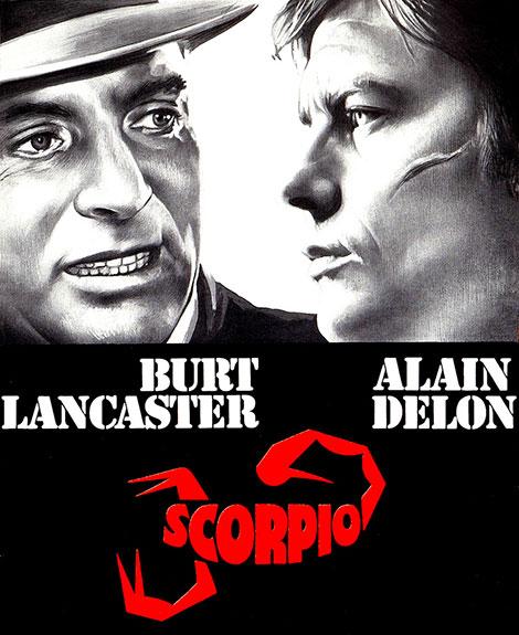 دانلود دوبله فارسی فیلم عقرب Scorpio 1973