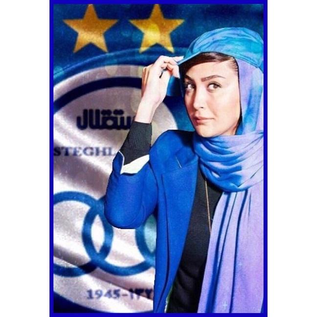 عکس جدید مریم معصومی بازیگر استقلالی