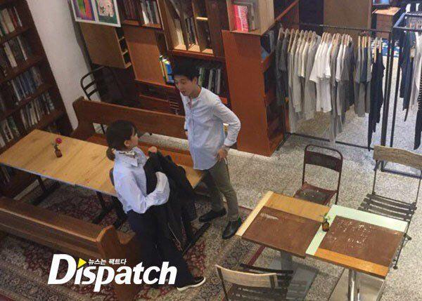 خبر از زوج دوست داشتني بعني سويونگ گرلزجنريشن و jung kyung ho
