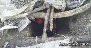 مرگ 3 مرد گنج یاب در ارتفاعات الیمستان آمل