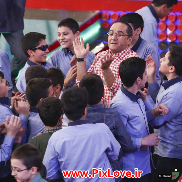 دانلود خندوانه 12 اردیبهشت (ویژه روز معلم) با حضور استاد کهنمویی و جناب خان