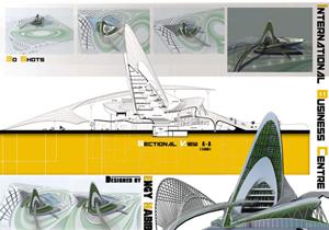 نمونه شیت بندی معماری / نمونه خارجی