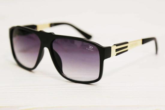 خرید عینک آفتابی دیزل diesel مدل تری لاین