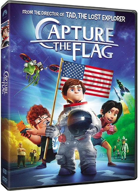 دوبله پارسی انیمیشن محافظین ماه Capture the Flag