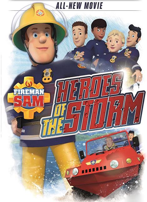 انیمیشن سم آتش نشان Fireman Sam Ultimate Heroes