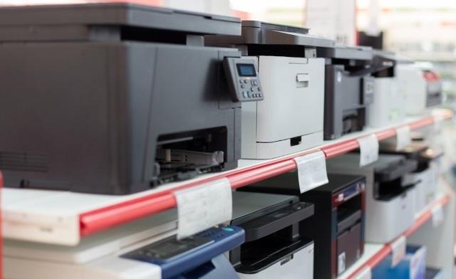 انواع چاپگر و پرینتر