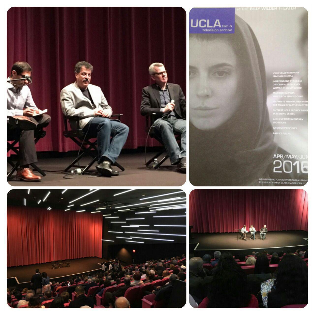 استقبال از «دوران عاشقی» در دانشگاه کالیفرنیا  UCLA