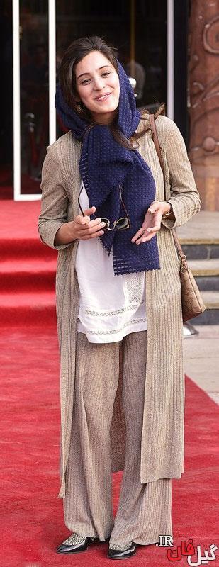 جدیدترین تصاویر بازیگران زن ایرانی در مراسم جشن حافظ