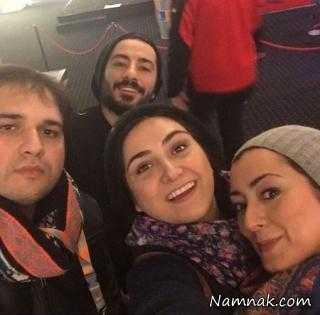 بازیگران مشهور ایرانی در خارج از ایران + تصاویر