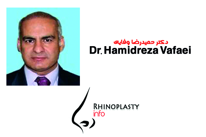 دکتر حمیدرضا وفایی Dr Hamidreza Vafaei