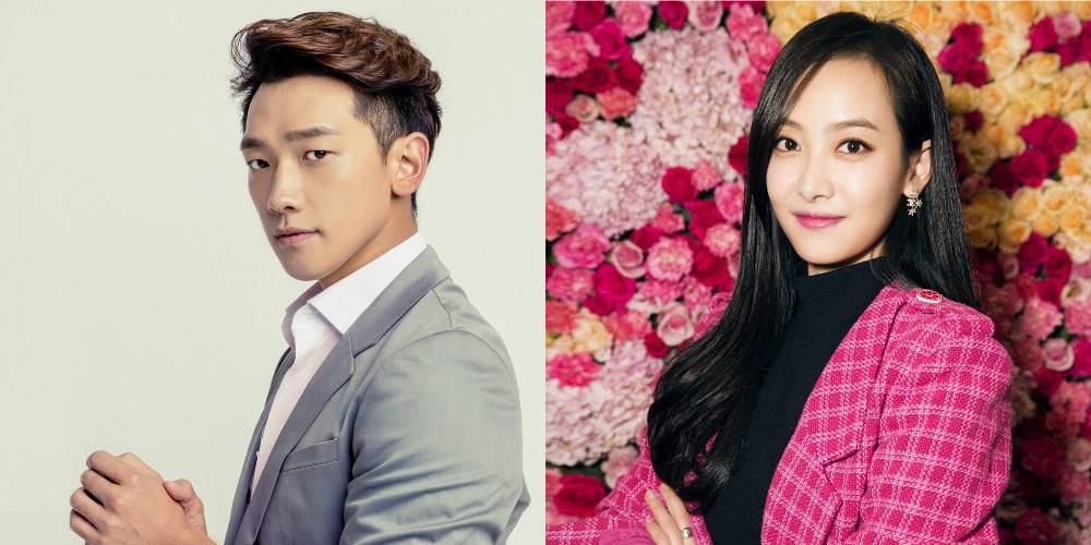 حضور Victoria و Rain برای نقش های اصلی سریال چینی Unending Joy in August تایید شده .