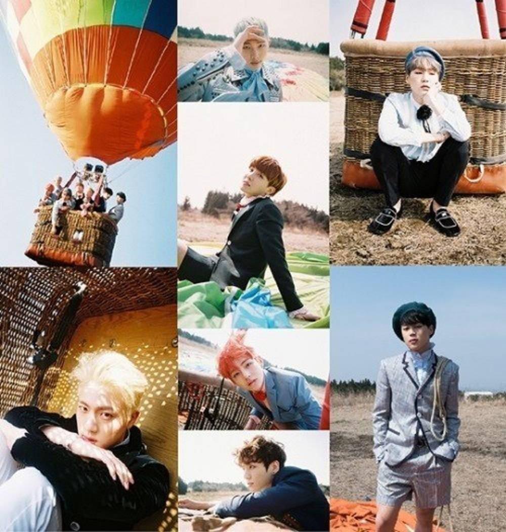 کدوم عضو BTS از بالون عکس برداریشون میترسیـــده ؟