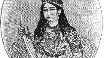 نخستين پادشاه زن مسلمان در دنياى اسلام