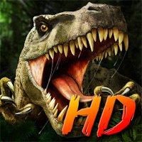 دانلود Carnivores: Dinosaur Hunter HD 1.7.0 بازی شکار در عصر دایناسور ها برای اندروید