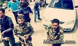 اسارت 2 ایرانی در خان طومان سوریه واقعیت دارد؟! + عکس