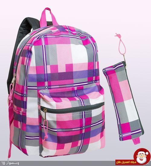 جدید ترین طرح های کیف مدرسه