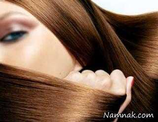 ساخت رنگ مو برای تقویت مو