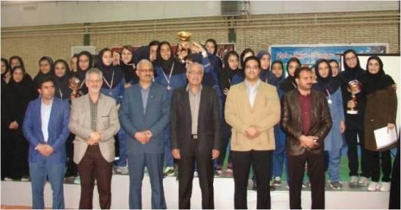 اختتامیه مسابقات ورزشی دانش آموزان شهرستان بیرجند برگزار شد