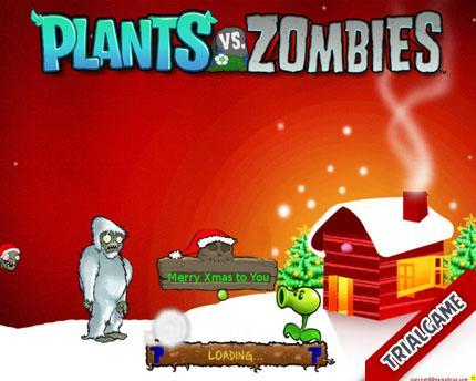 گیاهان علیه زامبی ها: نسخه کریسمس