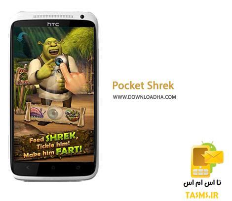 دانلود بازی زیبای شرک Pocket Shrek 2.03 برای اندروید