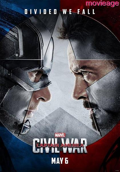 دانلود فیلم Captain America Civil War 2016